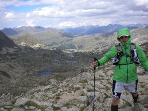 Andorra Ultra Trail. Pessons
